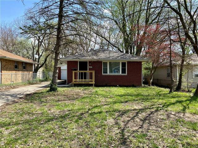 3937 N Butler Avenue, Indianapolis, IN 46226 (MLS #21777277) :: Heard Real Estate Team | eXp Realty, LLC