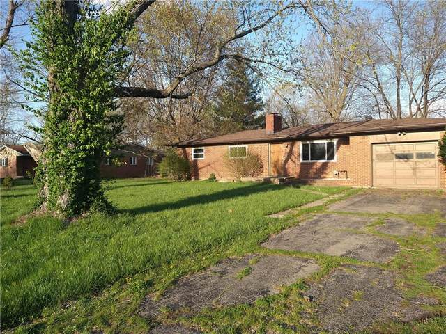 1315 Schleicher Avenue, Indianapolis, IN 46229 (MLS #21777284) :: Anthony Robinson & AMR Real Estate Group LLC