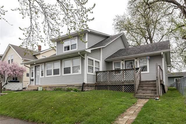 65 N 7th Avenue, Beech Grove, IN 46107 (MLS #21777285) :: RE/MAX Legacy