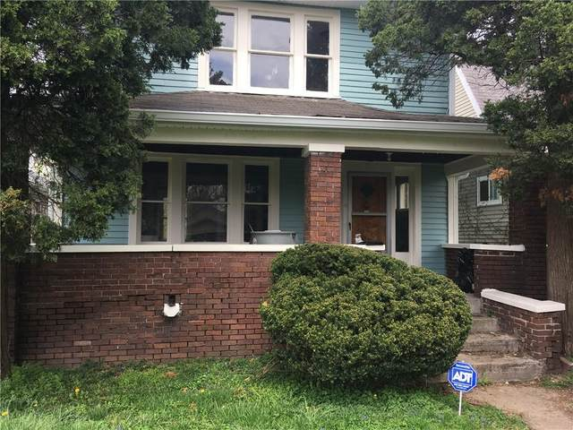 1344 W 34th Street, Indianapolis, IN 46208 (MLS #21777292) :: Mike Price Realty Team - RE/MAX Centerstone