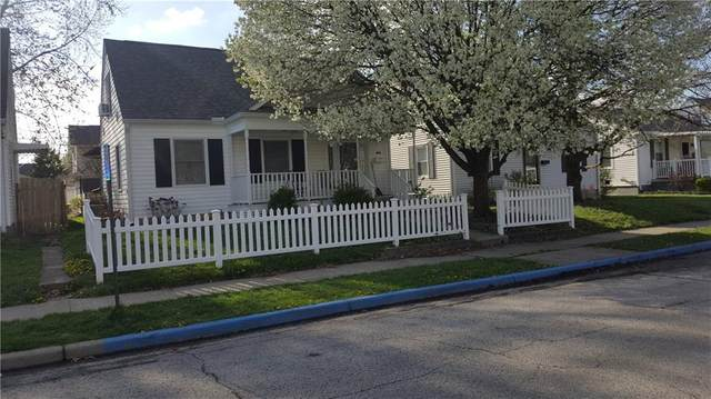 Beech Grove, IN 46107 :: Anthony Robinson & AMR Real Estate Group LLC