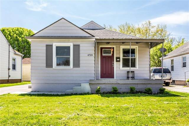 4729 E 16th Street, Indianapolis, IN 46201 (MLS #21777306) :: AR/haus Group Realty