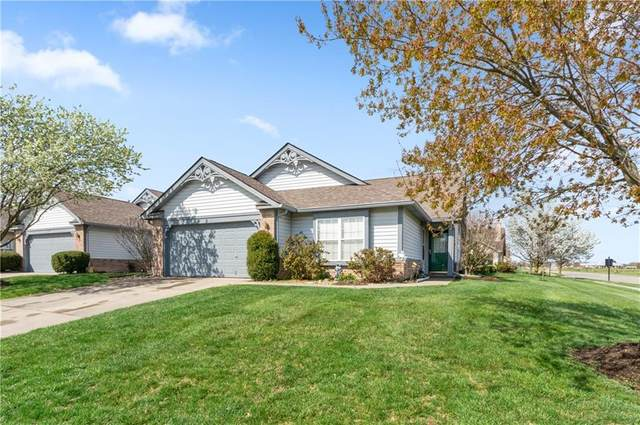 6542 E Flat Rock Drive, Camby, IN 46113 (MLS #21777307) :: Ferris Property Group