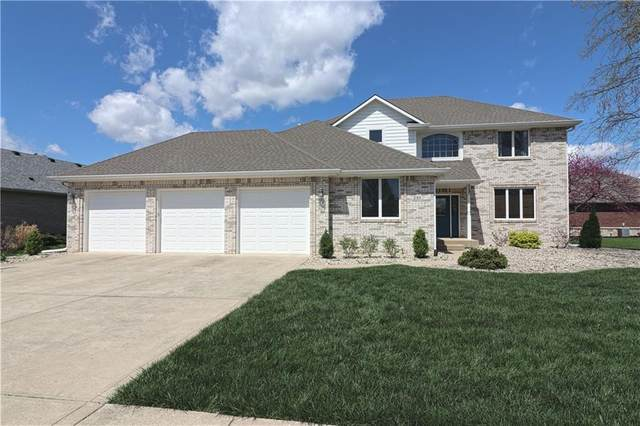 5164 Brooks Bend, Greenwood, IN 46143 (MLS #21777309) :: Anthony Robinson & AMR Real Estate Group LLC