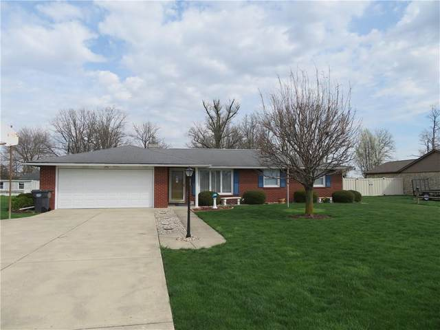 3956 W State Road 128, Frankton, IN 46044 (MLS #21777311) :: The ORR Home Selling Team