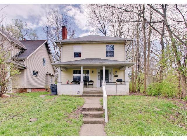 957 W 32nd Street, Indianapolis, IN 46208 (MLS #21777312) :: Mike Price Realty Team - RE/MAX Centerstone