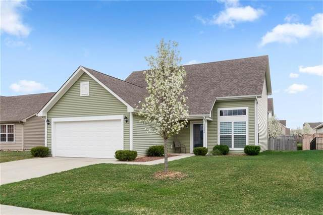 15224 Unbridled Lane, Noblesville, IN 46060 (MLS #21777326) :: Ferris Property Group