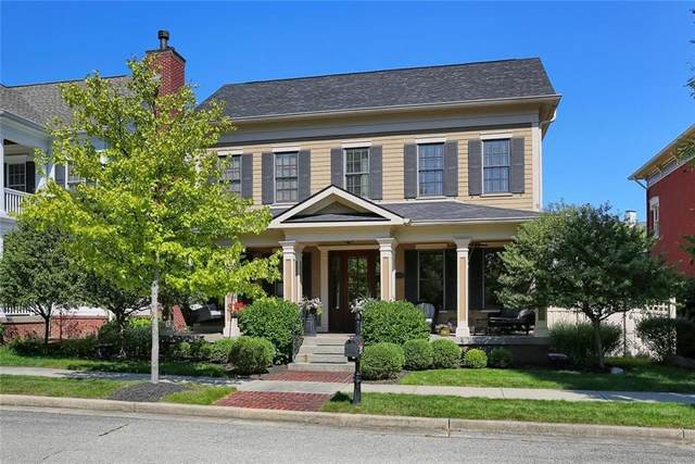 12923 Friars Lane, Carmel, IN 46032 (MLS #21777341) :: Ferris Property Group