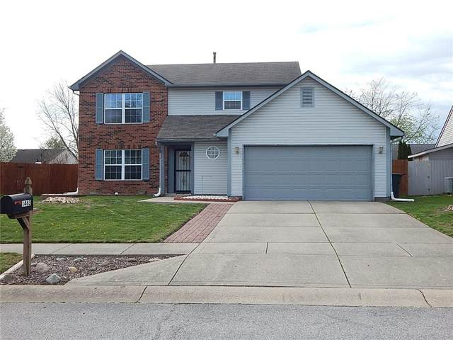 1463 Country Pointe Drive, Indianapolis, IN 46234 (MLS #21777342) :: Mike Price Realty Team - RE/MAX Centerstone