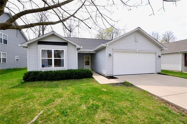 11415 High Timber Drive, Indianapolis, IN 46235 (MLS #21777356) :: Heard Real Estate Team | eXp Realty, LLC