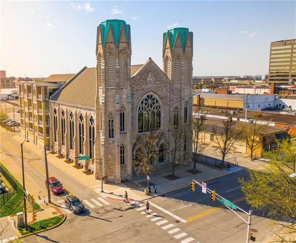 802 N Meridian Street #201, Indianapolis, IN 46204 (MLS #21777357) :: Anthony Robinson & AMR Real Estate Group LLC