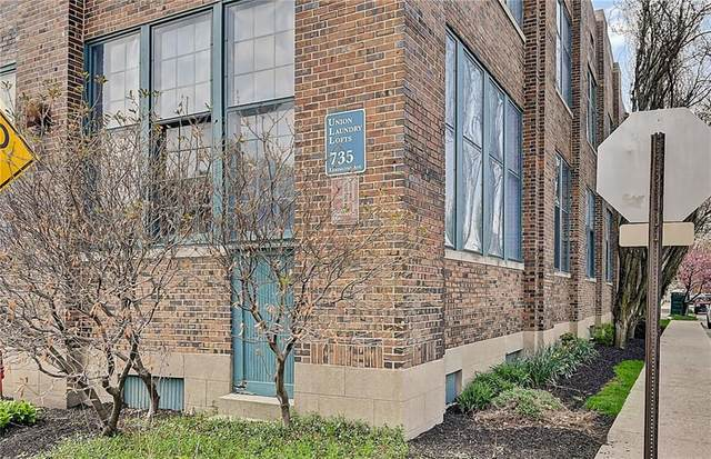 735 Lexington Avenue #17, Indianapolis, IN 46203 (MLS #21777364) :: RE/MAX Legacy