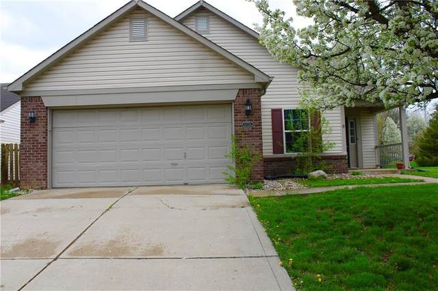10724 Huntwick Drive, Indianapolis, IN 46231 (MLS #21777366) :: The ORR Home Selling Team