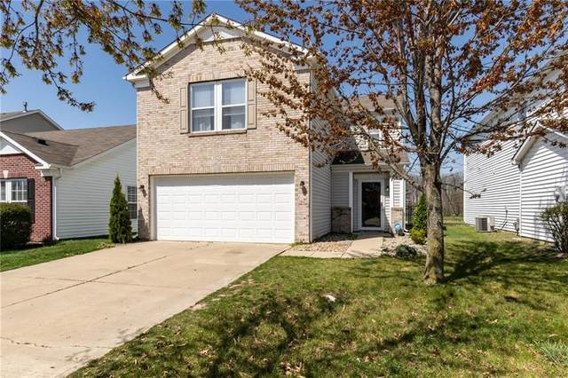 10234 Golden Drive, Noblesville, IN 46060 (MLS #21777369) :: The Indy Property Source