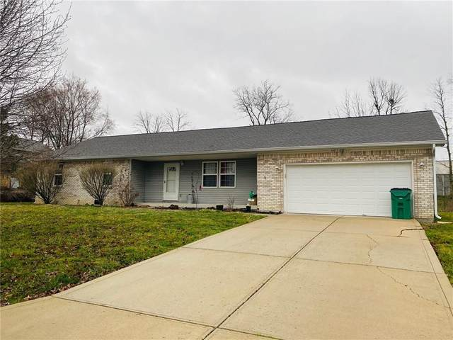10106 Bradbury, Indianapolis, IN 46231 (MLS #21777372) :: The ORR Home Selling Team