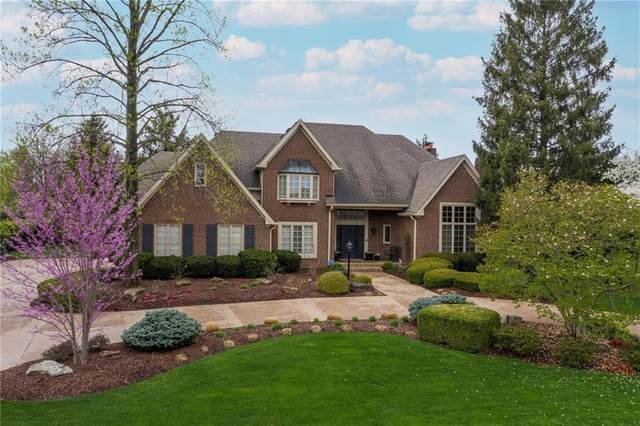 13016 Brighton Avenue, Carmel, IN 46032 (MLS #21777384) :: The Indy Property Source