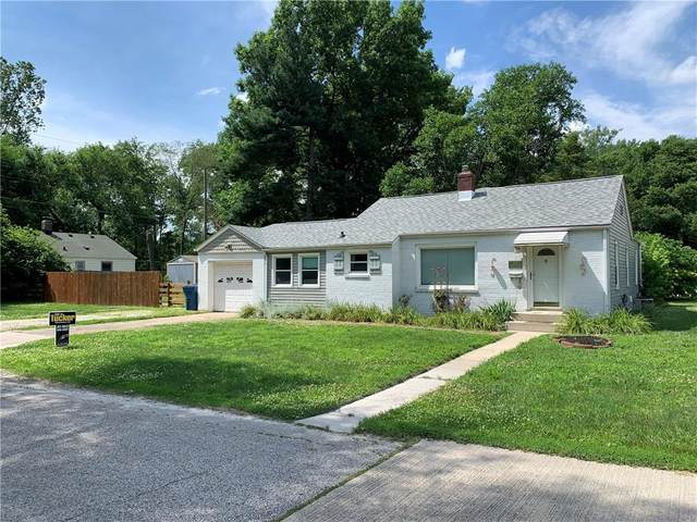 2360 Durham Drive, Indianapolis, IN 46220 (MLS #21777387) :: Heard Real Estate Team | eXp Realty, LLC