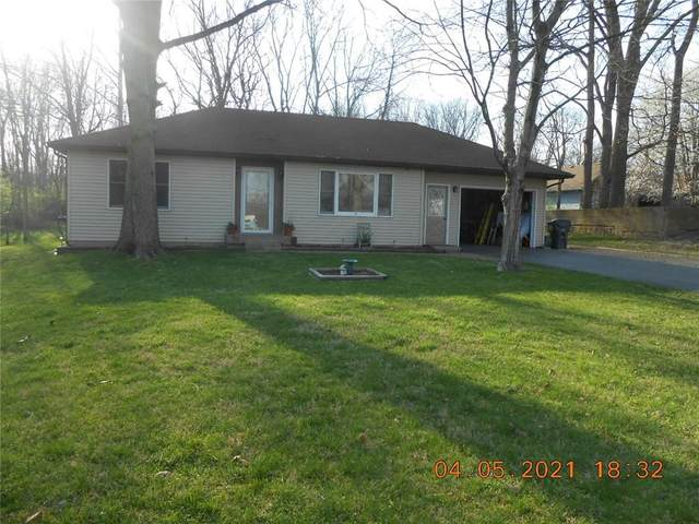 13234 N Forest Drive, Camby, IN 46113 (MLS #21777399) :: Mike Price Realty Team - RE/MAX Centerstone