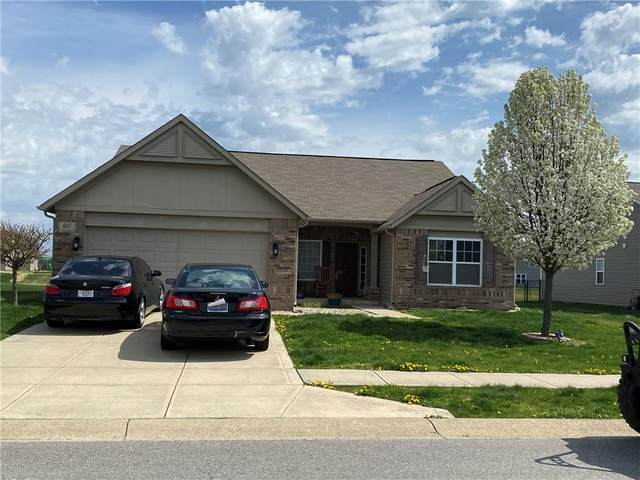817 Declaration Drive, Pittsboro, IN 46167 (MLS #21777409) :: The ORR Home Selling Team