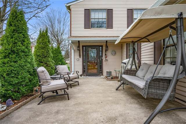 4407 Stratford   Unit 7B Drive, Anderson, IN 46013 (MLS #21777410) :: The Indy Property Source