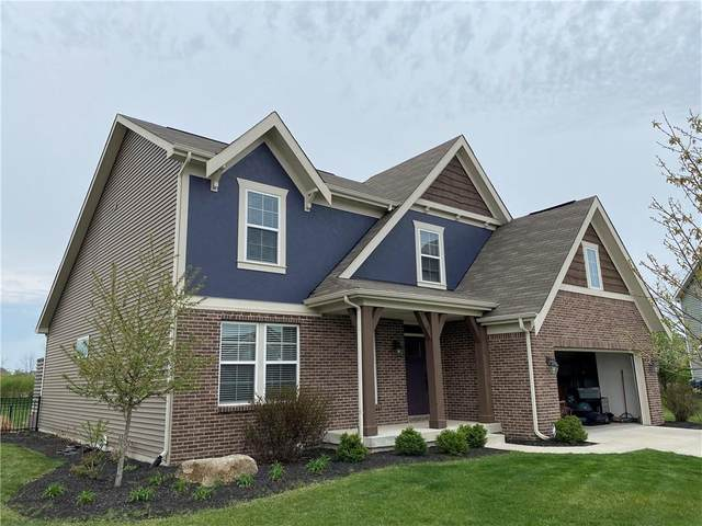 3319 Springs Way Court, Bargersville, IN 46106 (MLS #21777412) :: The ORR Home Selling Team