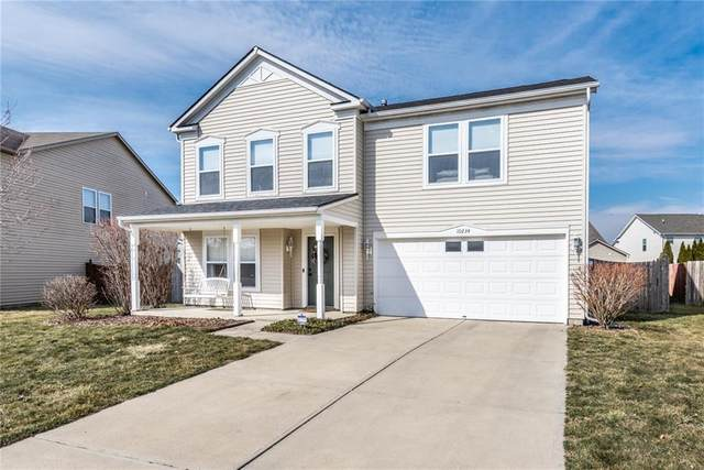 10234 Mcclain Drive, Brownsburg, IN 46112 (MLS #21777415) :: Heard Real Estate Team | eXp Realty, LLC