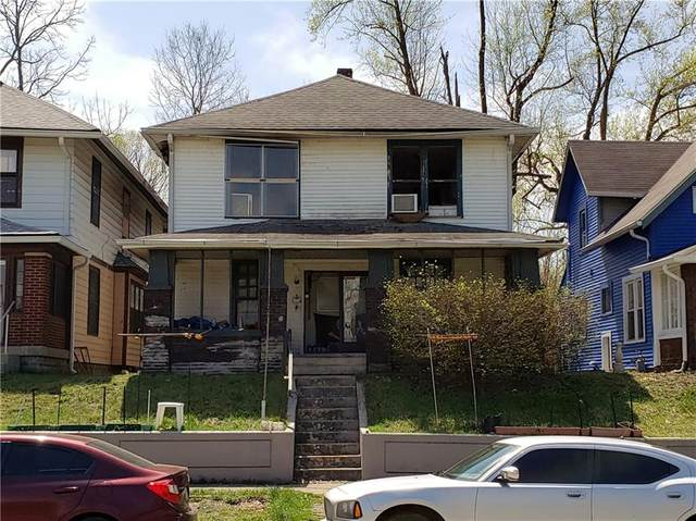 3209 Brookside Parkway South Drive, Indianapolis, IN 46201 (MLS #21777419) :: Heard Real Estate Team | eXp Realty, LLC
