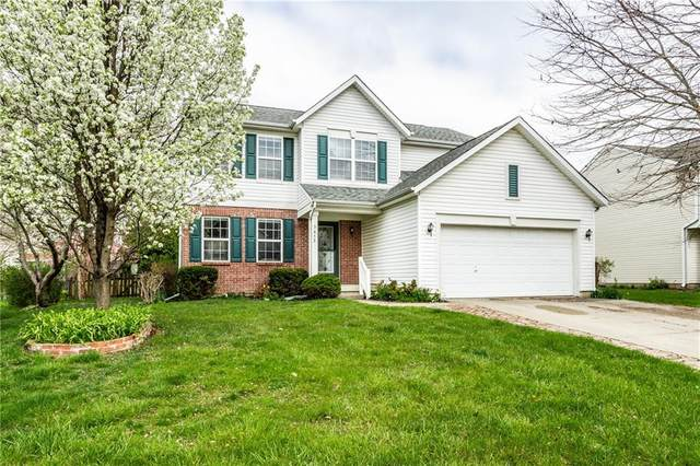5452 Reston Drive, Plainfield, IN 46168 (MLS #21777424) :: The Evelo Team
