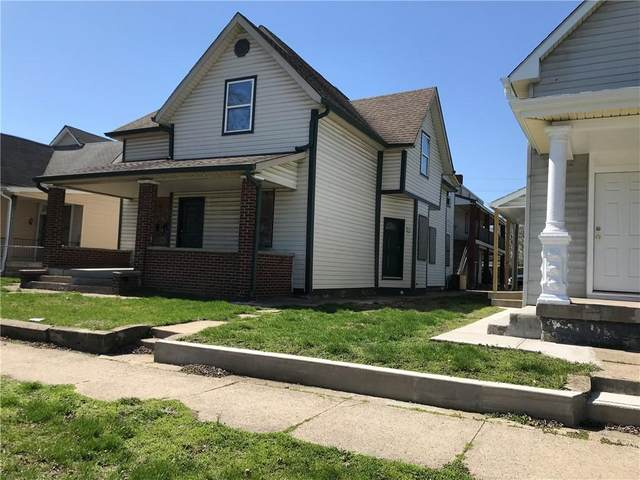 902-906 Marion Avenue, Indianapolis, IN 46221 (MLS #21777426) :: The Indy Property Source