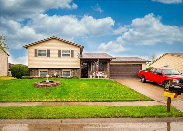 7533 Ardwell Drive, Indianapolis, IN 46237 (MLS #21777430) :: Dean Wagner Realtors