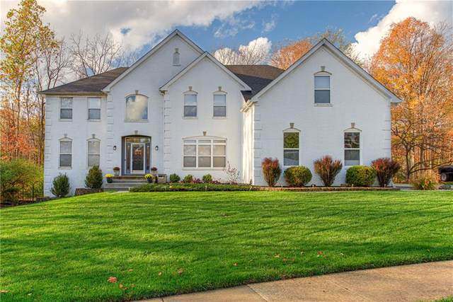 6327 Turnbridge Drive, Avon, IN 46123 (MLS #21777439) :: Ferris Property Group