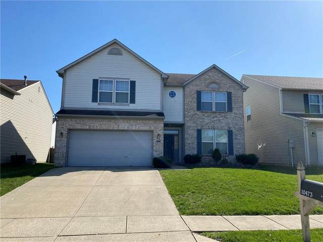 10473 Day Star Drive, Indianapolis, IN 46234 (MLS #21777440) :: David Brenton's Team
