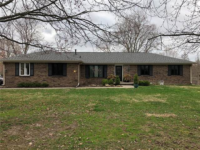 9655 N County Road 750 East, Brownsburg, IN 46112 (MLS #21777444) :: Mike Price Realty Team - RE/MAX Centerstone