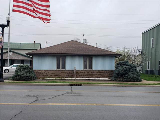 316 S Anderson Street, Elwood, IN 46036 (MLS #21777445) :: The Indy Property Source