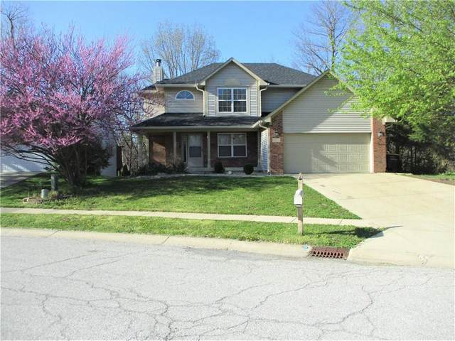1208 Rotherham Lane, Beech Grove, IN 46107 (MLS #21777447) :: Anthony Robinson & AMR Real Estate Group LLC