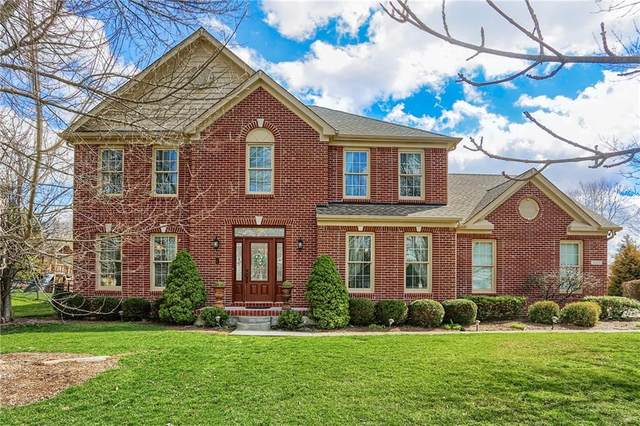 4233 Dartmoor Drive, Greenwood, IN 46143 (MLS #21777448) :: Corbett & Company
