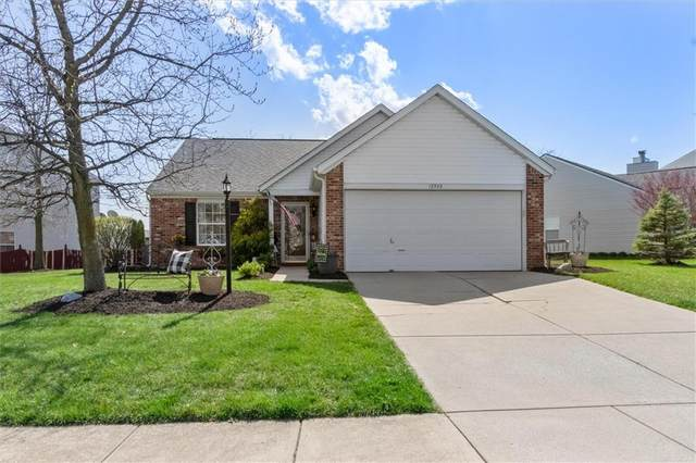 12352 Driftstone Drive, Fishers, IN 46037 (MLS #21777461) :: Ferris Property Group
