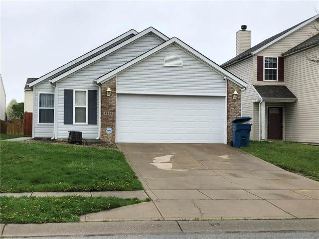 9206 Allegro Drive, Indianapolis, IN 46231 (MLS #21777469) :: Mike Price Realty Team - RE/MAX Centerstone