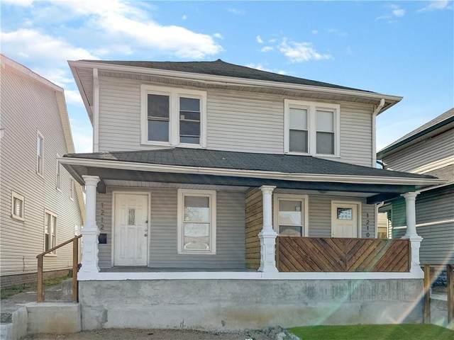 1210 S Senate Avenue, Indianapolis, IN 46225 (MLS #21777474) :: Heard Real Estate Team | eXp Realty, LLC