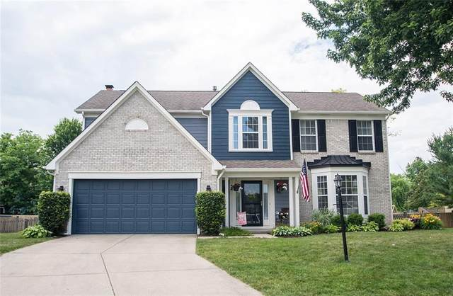 8254 Glengarry Court, Indianapolis, IN 46236 (MLS #21777477) :: The Evelo Team