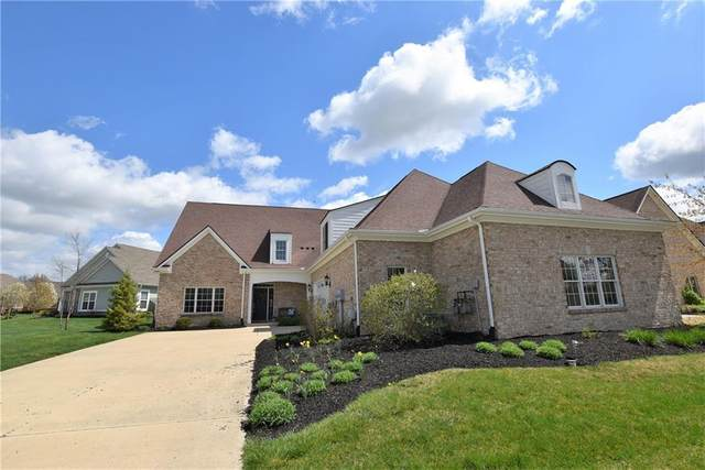 15522 Mystic Rock Drive, Carmel, IN 46033 (MLS #21777478) :: The Indy Property Source