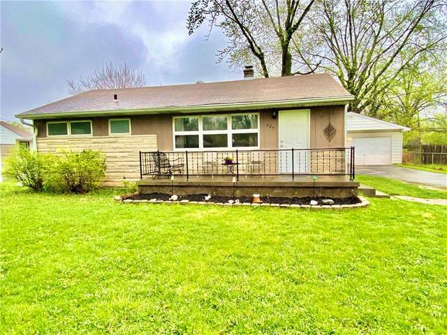 425 N Mitchner Avenue, Indianapolis, IN 46219 (MLS #21777483) :: Mike Price Realty Team - RE/MAX Centerstone