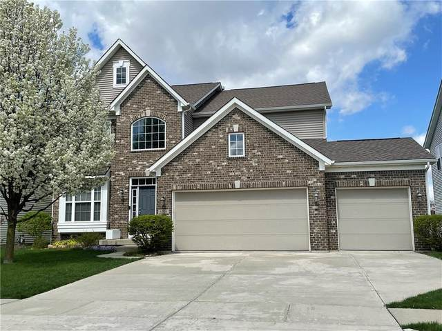 6208 Eagle Lake Drive, Zionsville, IN 46077 (MLS #21777489) :: RE/MAX Legacy