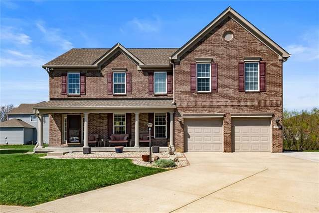 4086 Country Lane, Greenwood, IN 46142 (MLS #21777500) :: Ferris Property Group