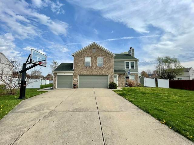 484 Thornburg Parkway, Brownsburg, IN 46112 (MLS #21777527) :: Mike Price Realty Team - RE/MAX Centerstone