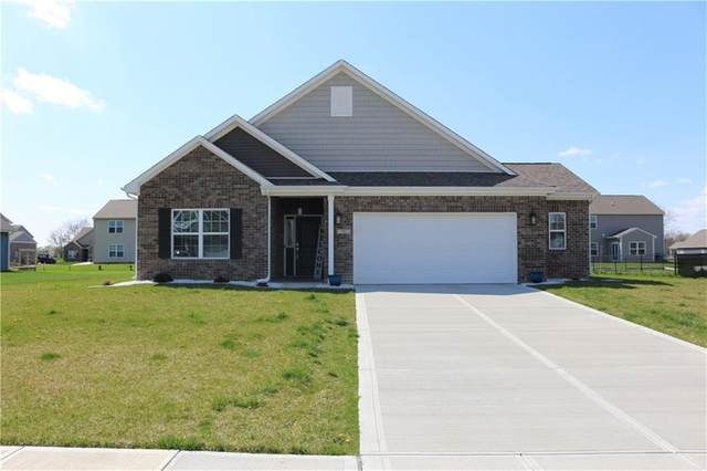 76 Larimar Way, Whiteland, IN 46184 (MLS #21777539) :: Corbett & Company