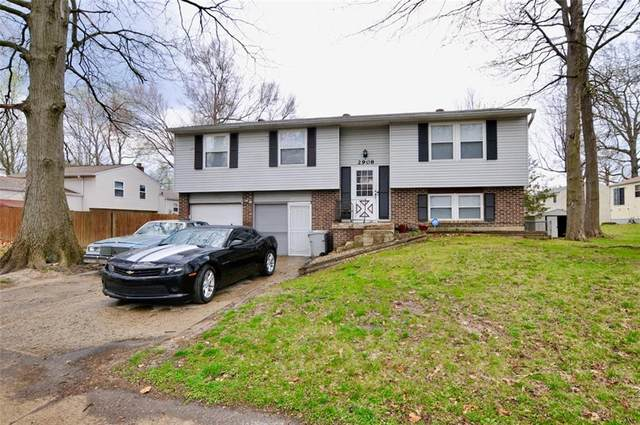 2908 Pawnee Drive, Indianapolis, IN 46229 (MLS #21777540) :: Heard Real Estate Team | eXp Realty, LLC