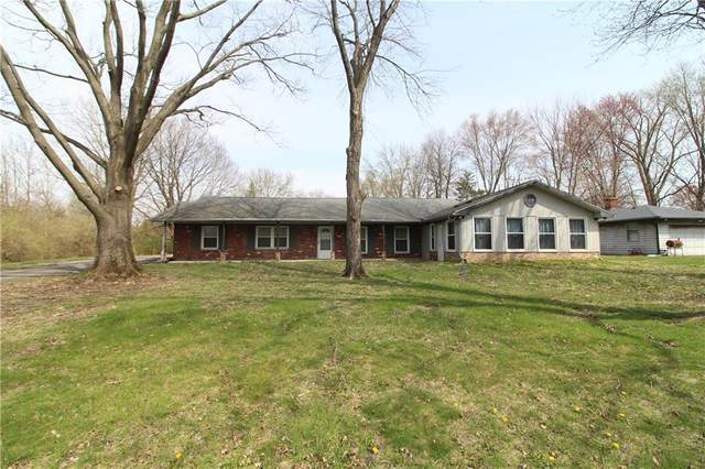 4090 Westover Drive, Indianapolis, IN 46268 (MLS #21777541) :: Mike Price Realty Team - RE/MAX Centerstone