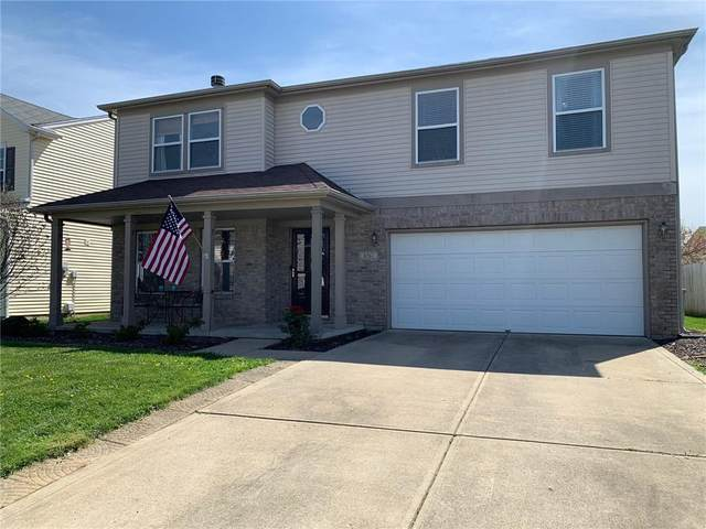 8761 Taggart Drive, Camby, IN 46113 (MLS #21777546) :: Heard Real Estate Team | eXp Realty, LLC