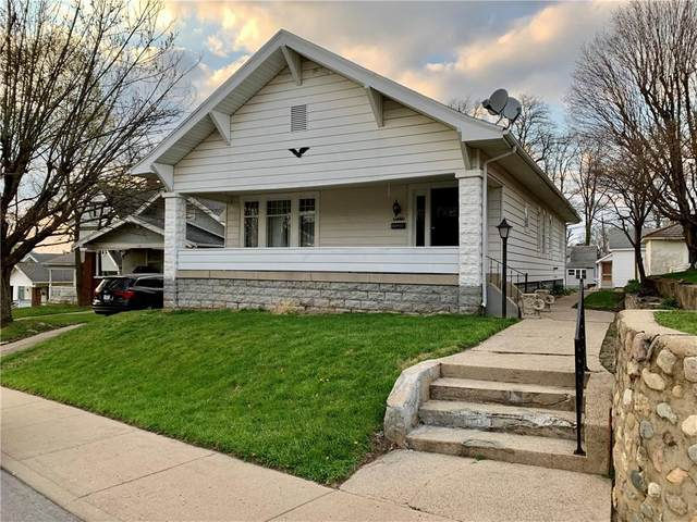 1000 Church Street, New Castle, IN 47362 (MLS #21777554) :: Mike Price Realty Team - RE/MAX Centerstone